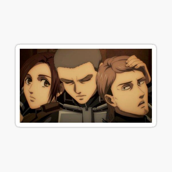 Connie, Sasha, and Jean's final episode Sticker