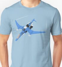 OJR Blue Raynos Unisex T-Shirt
