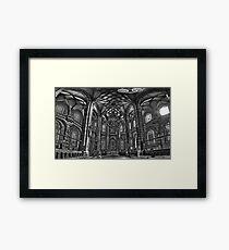 St. Lorenz Church (St. Lorenz Kirche), Nuremberg Germany Framed Print