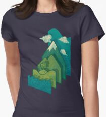 How to Build a Landscape T-Shirt