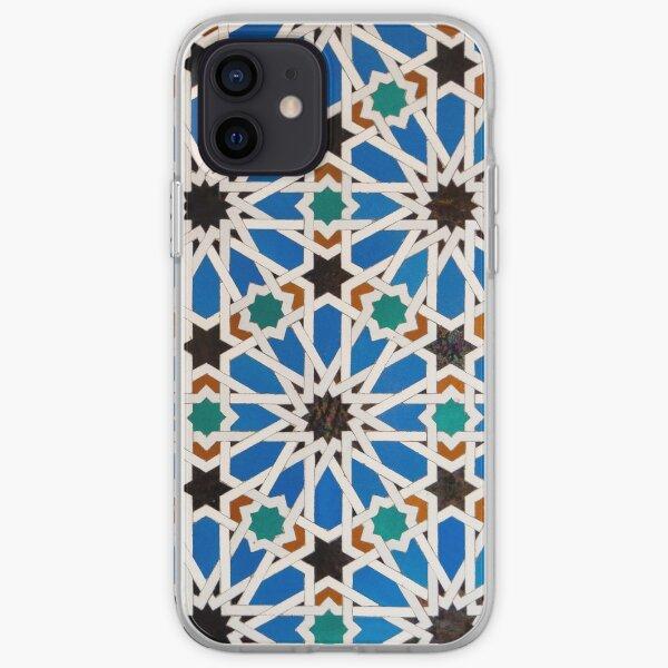 Seville Mosaic - totes, cases, prints iPhone Soft Case