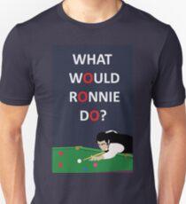 Camiseta unisex Rocket Ronnie O'sullivan