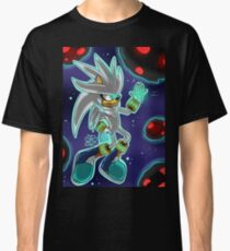 The Power Within +Silver the Hedgehog+ Classic T-Shirt