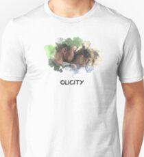 Olicity - Arrow - Kiss Unisex T-Shirt