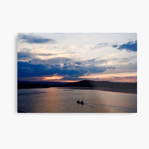 Lake Conjola  Metal Print