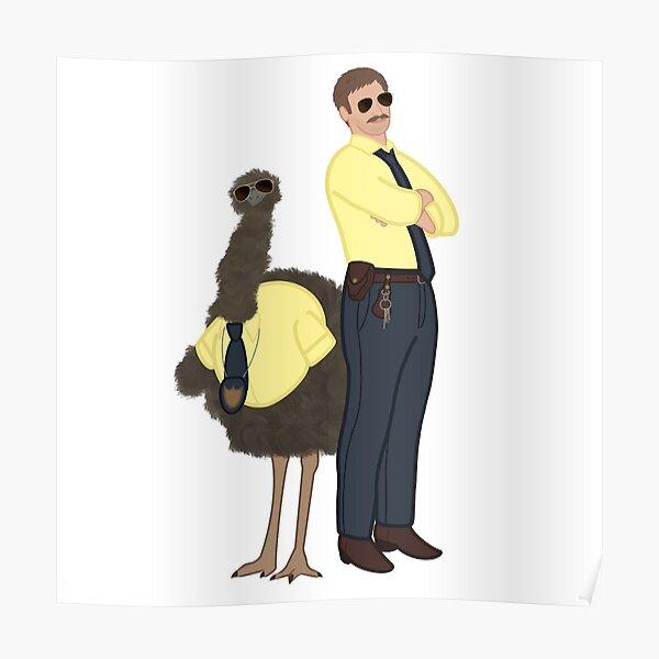 Insurance Emu Poster