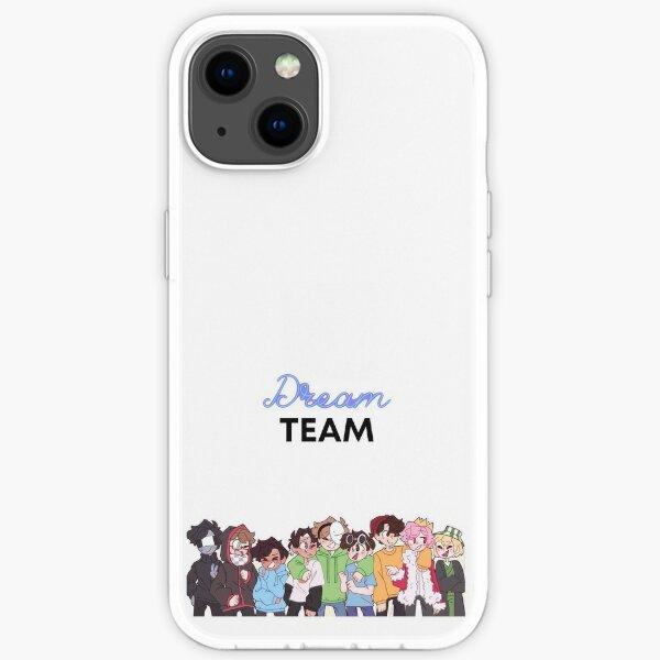 Dream SMP Team  iPhone Soft Case