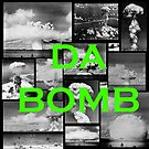 Da Bomb - Green  by Cody  VanDyke