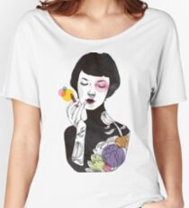 Put on Some Colour! (version 2) Women's Relaxed Fit T-Shirt