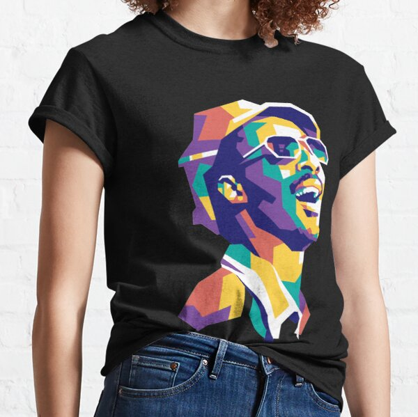 Stevie Wonder Stevie wonder Classic T-Shirt