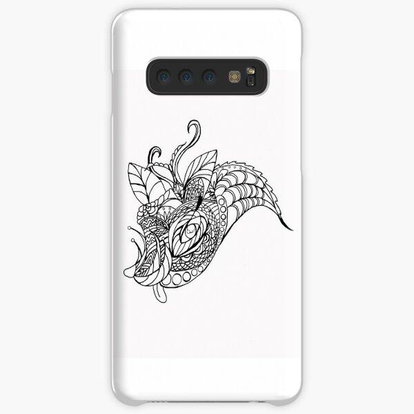 The Funny Fox Samsung Galaxy Snap Case