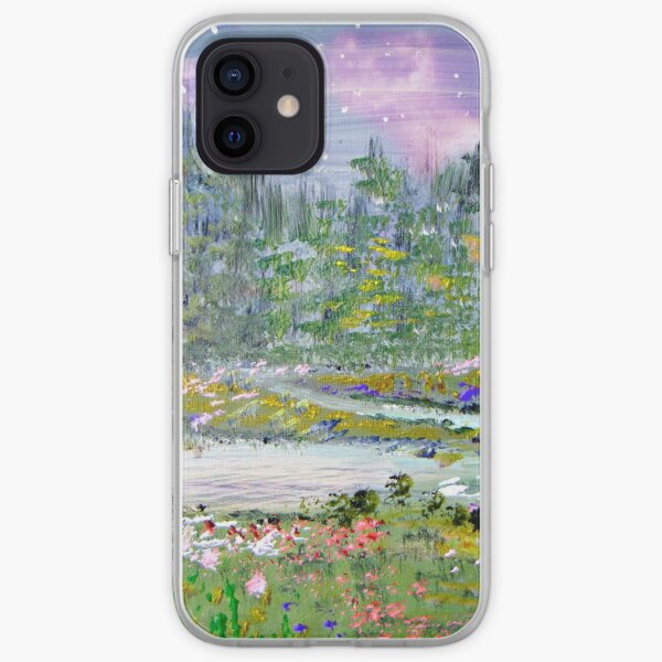Meadow Nights iPhone Soft Case