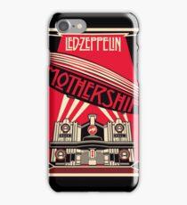 Led zepplin album iPhone Case/Skin