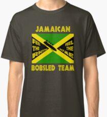 Jamaican Bobsled Team Classic T-Shirt