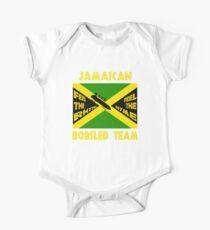 Jamaican Bobsled Team One Piece - Short Sleeve