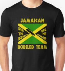 Jamaikanisches Bobteam Unisex T-Shirt