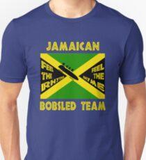 Jamaican Bobsled Team Unisex T-Shirt