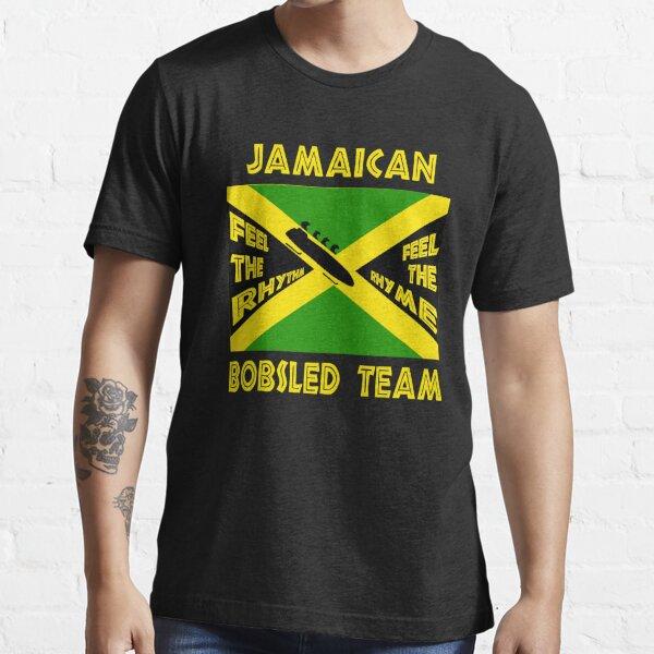 Jamaikanisches Bobteam Essential T-Shirt