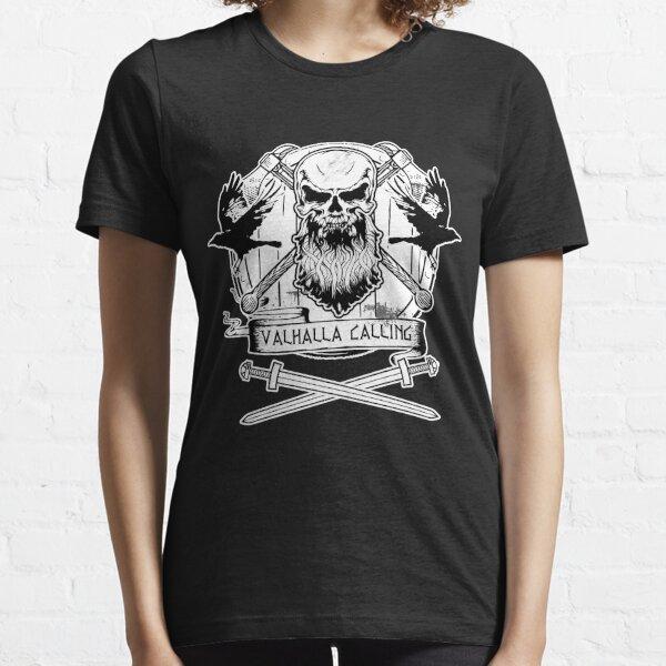 Valhalla Calling Essential T-Shirt