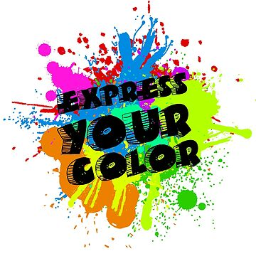 Express your color by effence