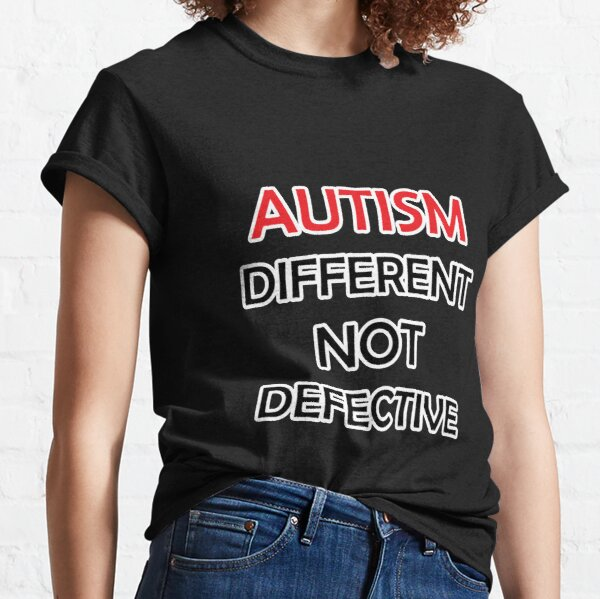 Different Not Defective Classic T-Shirt