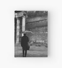 Hadrian's Villa  Hardcover Journal