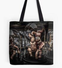 Creepy Dolls Tote Bag