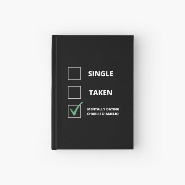 Charlie Damelio Cuaderno de tapa dura
