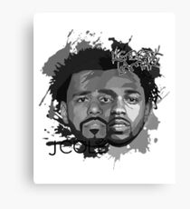 Cole and Kendrick gray Canvas Print