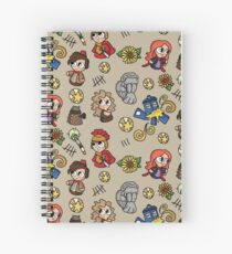 The Eleventh Dr Spiral Notebook