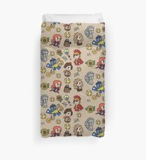 The Eleventh Dr Duvet Cover