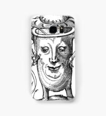 Droll Dreams of Pantagruel Plate 15 Samsung Galaxy Case/Skin
