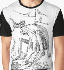 Droll Dreams of Pantagruel Plate 7 Graphic T-Shirt