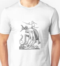 Droll Dreams of Pantagruel Plate 7 T-Shirt