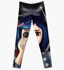 Coraline and the secret door Leggings