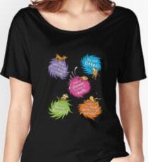 Unless The Lorax Dr Seuss Women's Relaxed Fit T-Shirt