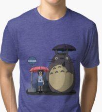 Tonari No Tina Tri-blend T-Shirt