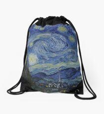 starry night ~ Drawstring Bag