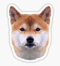 The Shiba Inu Sticker