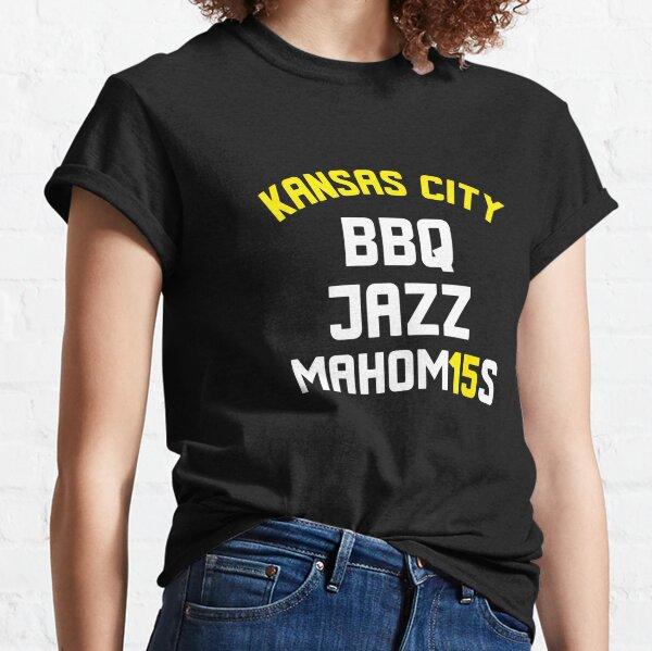 KANSAS CITY BBQ JAZZ Mahom15s Classic T-Shirt