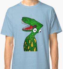 Alien Dinosaur  Classic T-Shirt