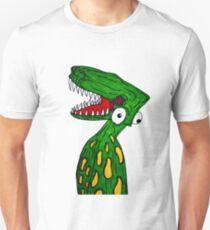 Alien Dinosaur  T-Shirt