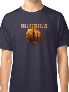 Gallifrey Falls No More Classic T-Shirt