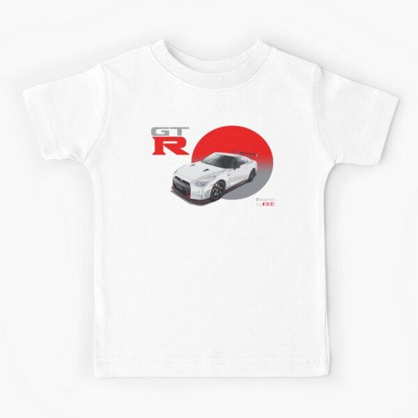 NISSAN GT-R T-shirt enfant