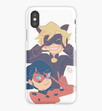 Miraculous Victory! iPhone Case/Skin