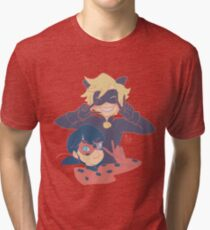 Miraculous Victory! Tri-blend T-Shirt