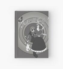 That's all (skull)girls! Hardcover Journal