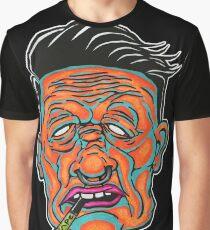 Johnny Vapor Graphic T-Shirt