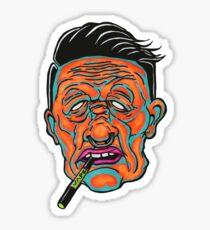 Johnny Vapor Sticker