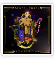 Denzel Curry Sticker